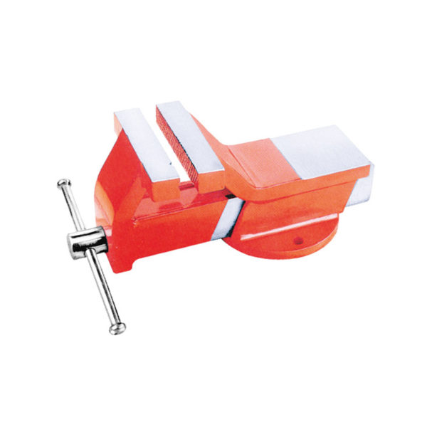 SLD-056 Steel Bench Vice Fixed Base