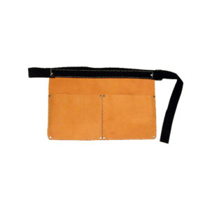 SLD-089 Leather Nail Bag Pouch